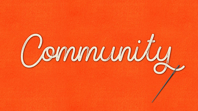 Community: It's Not About You