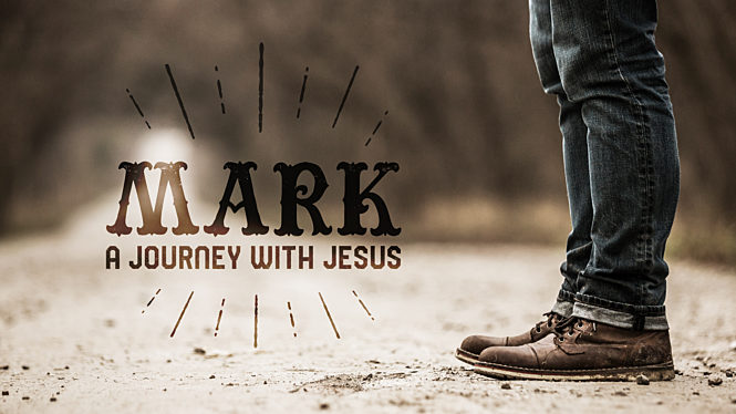 Mark: A Journey With Jesus